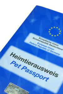 Westie EU Heimtierausweis Reise